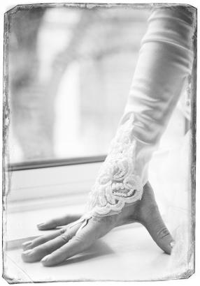 Brudens handske