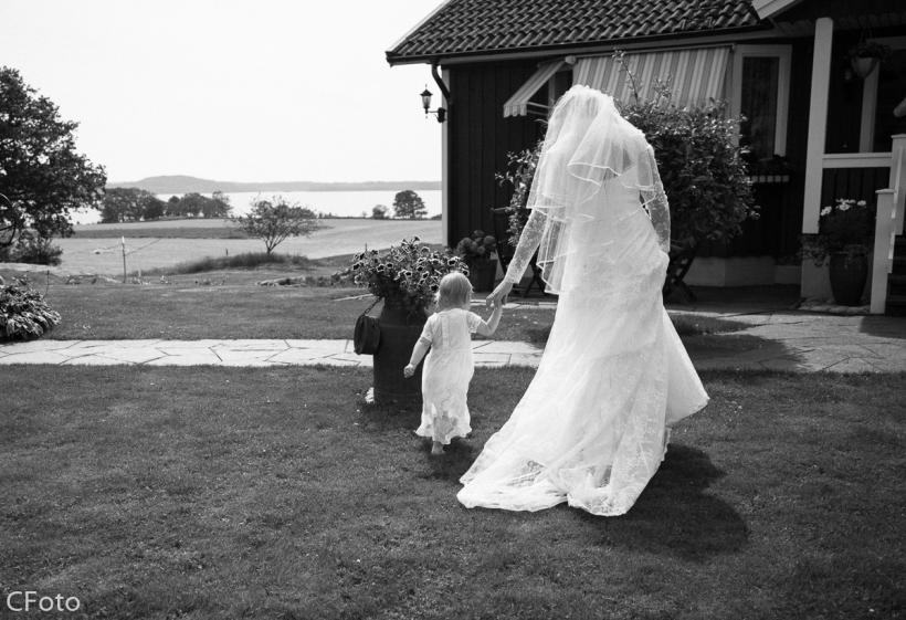 Bröllop Jennie och David Fjärås Kungsbacka Bröllopsfotograf CAtharina Andersson CFoto Kungsbacka Göteborg