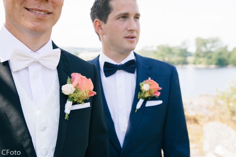 Bröllop Jennie och David Kungsbacka Fjärås Bröllopsfotograf Catharina Andersson CFoto Kungsbacka Göteborg